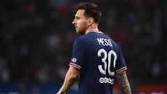 Messi chấn thương, không chắc đá trận gặp Metz