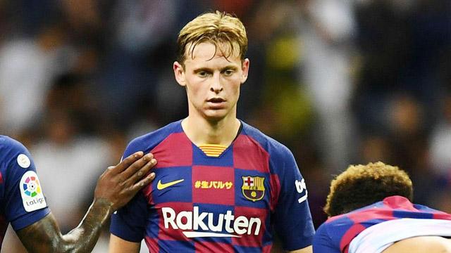 Frenkie De Jong khó lòng nâng bước cho Barca trong chuyến hành quân đến sân của Cadiz.