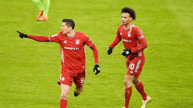 Hàng công của Bayern Munich sẽ vùi dập tân binh Greuther Fuerth ở vòng 6 Bundesliga.