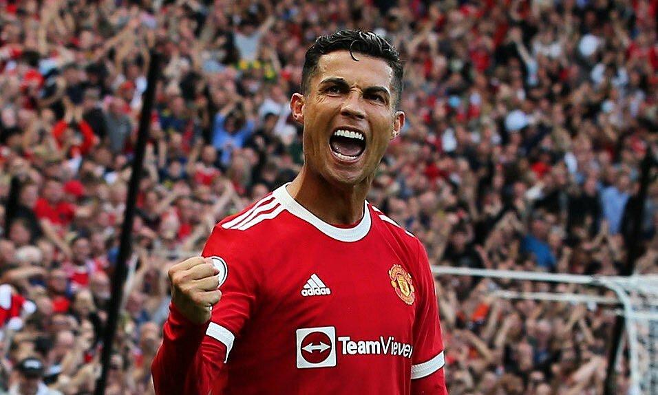 Trong khi Cristiano Ronaldo đang thăng hoa ở MU…
