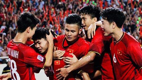 ĐT Việt Nam có lịch thi đấu vòng bảng cực giống năm vô địch AFF Cup 2018