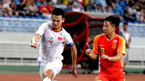 ĐT Trung Quốc đề xuất thi đấu lúc nửa đêm với ĐT Việt Nam