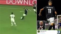Con trai David Beckham bị chê trong trận ra mắt chuyên nghiệp