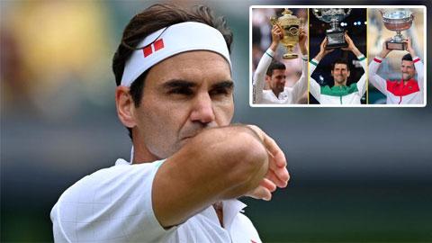 """Federer: """"Djokovic là một người rất đặc biệt"""""""