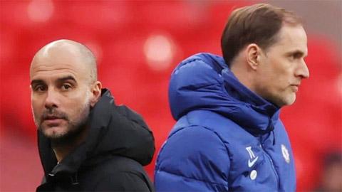 Chelsea vs Man City: Guardiola và nỗi ám ảnh mang tên Tuchel