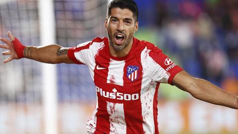 """Luis Suarez, """"sát thủ"""" tuổi 34!"""