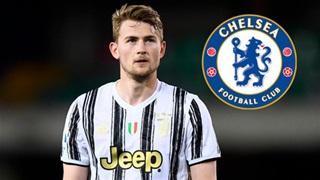De Ligt có điều khoản đặc biệt để Chelsea tự tin chiêu mộ vào mùa Hè tới
