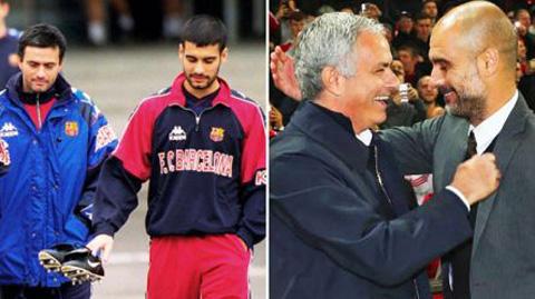 Mourinho và Pep đã từ chố hợp tác trở thành kình địch của nhau