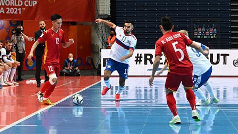 ĐT futsal Việt Nam được thưởng hơn 2 tỷ đồng sau hành trình ấn tượng ở World Cup
