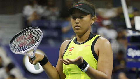 Naomi Osaka vắng mặt ở Indian Wells 2021