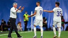 Ancelotti cân bằng thành tích của... Ancelotti