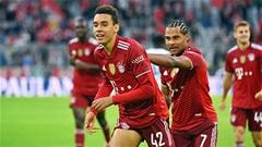 "Bayern ""sạ cánh"""