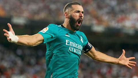 Hãy trao Quả bóng vàng cho Benzema