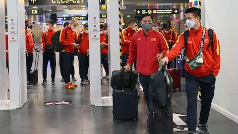 Ngày mai (24/9), ĐT futsal Việt Nam về nước