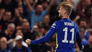 Điểm nhấn vòng 3 cúp Liên đoàn Anh: Werner 'thông nòng', dàn sao mai Man City gây ấn tượng