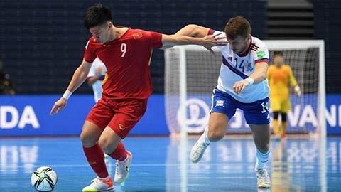Đắc Huy: 'Chiến tích World Cup 2021 là bước phát triển cho futsal Việt Nam'