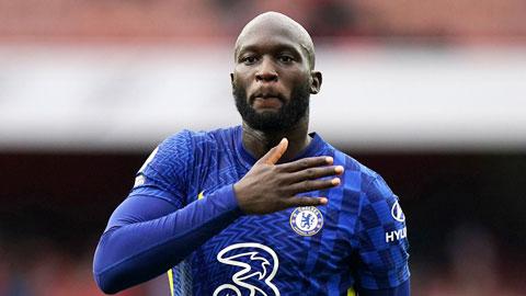 Romelu Lukaku đang hoàn thiện Chelsea