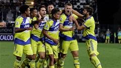 Juventus lần đầu thắng trận ở Serie A, Milan cân bằng điểm số với Inter