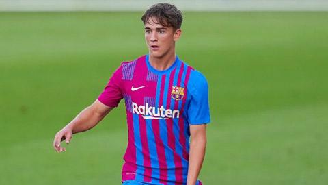 Gavi có thể trở thành 'Iniesta mới' ở Barcelona