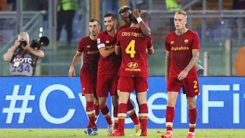 Roma đã biết thắng