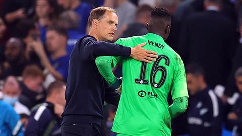 Tuchel xác nhận Mendy khó dự trận Chelsea vs Man City