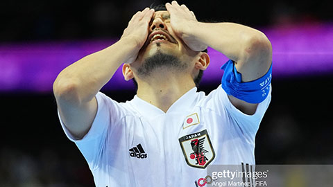 Futsal Nhật Bản thua ngược Brazil, ĐKVĐ Argentina đại thắng