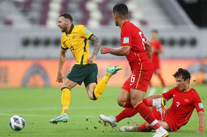 ĐT Trung Quốc gây thất vọng lớn sau 2 lượt trận đầu của vòng loại World Cup 2022