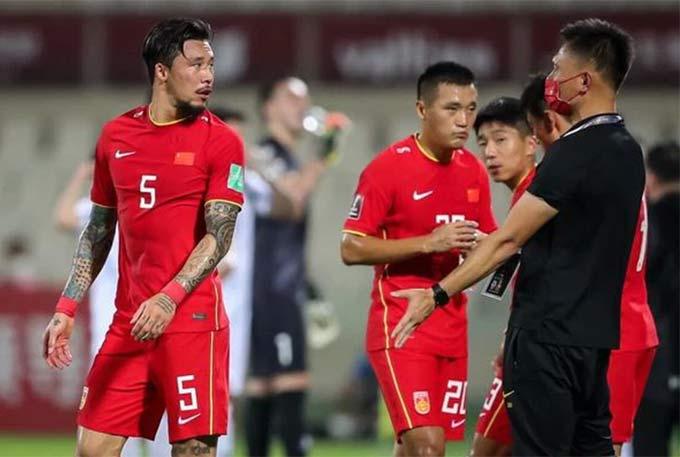 ĐT Trung Quốc chịu áp lực phải thắng bằng được Việt Nam để giữ lại thể diện