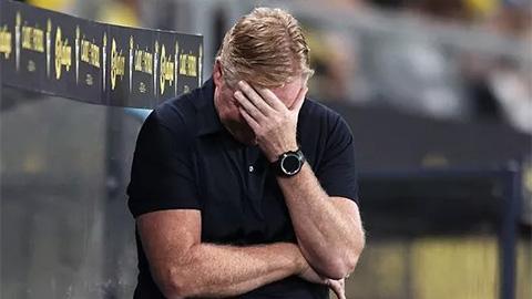 Koeman chào tạm biệt chủ tịch Barca