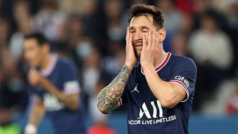 Sao PSG ngạc nhiên về phong thái của Messi