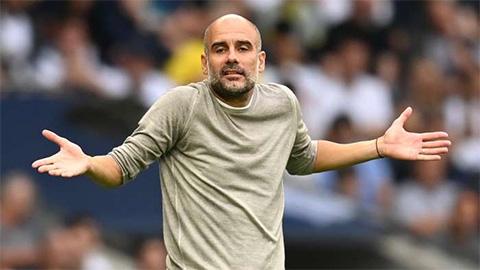 Guardiola ghen tỵ với Chelsea, MU và Tottenham