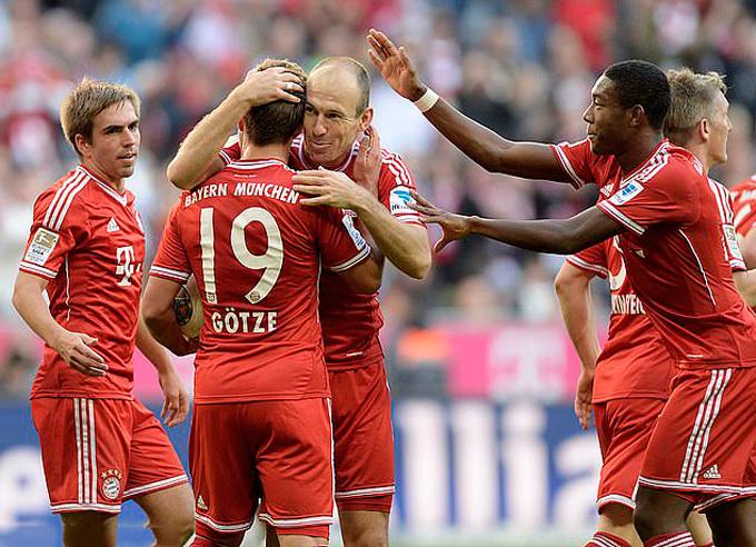 Lần đầu gặp mặt, Pep cùng Bayern đã hủy diệt Mainz của Tuchel