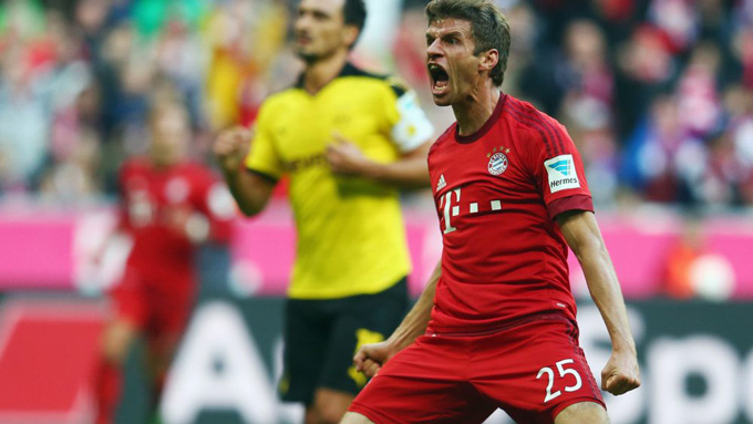 Tuchel thảm bại trước Pep trong trận đầu dẫn dắt Dortmund đối đầu với Bayern