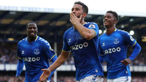Kết quả vòng 6 Ngoại hạng Anh: Everton bằng điểm với MU, Man City và Chelsea