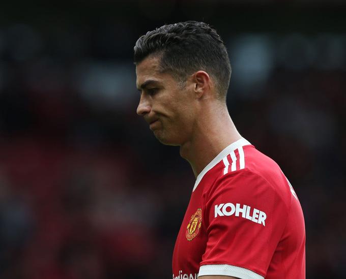 Ronaldo đã bị cắt mạch ghi bàn liên tiếp