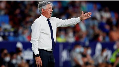Real hòa bạc nhược, HLV Ancelotti thất vọng về các học trò