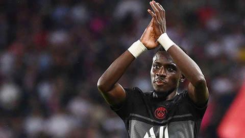 Gueye đã có 3 bàn ở Ligue 1 mùa này
