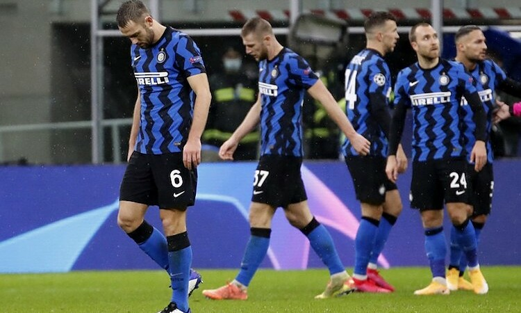 Inter thường xuyên gây thất vọng ở Champions League trong 3 năm qua