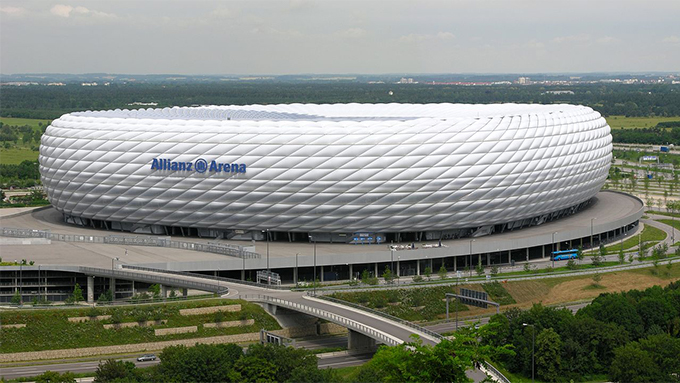 Thanh Hoá từng có giấc mộng xây sân vận động theo mô hình Arena của Đức