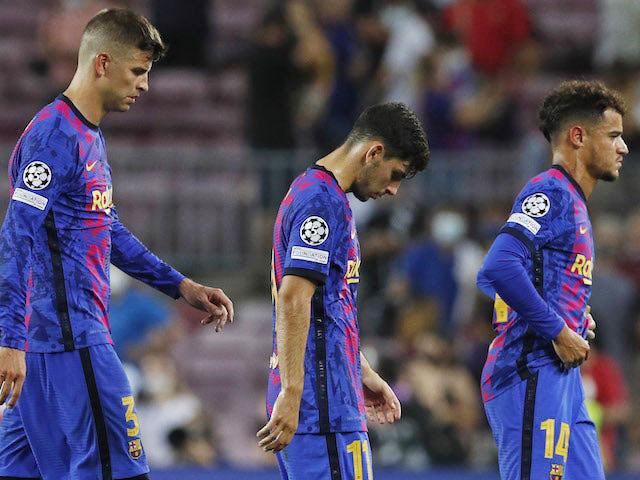 Barca sẽ phải cúi đầu rời sân Ánh sáng sau trận đấu diễn ra vào rạng sáng thứ Tư tới.