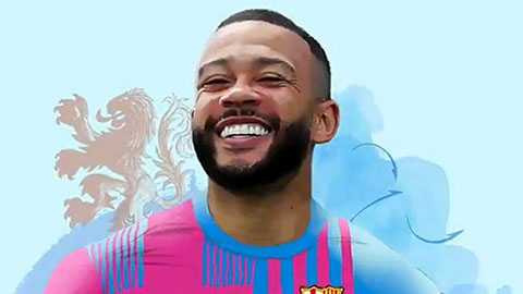 Vừa mới có, Barca đã lo mất Depay