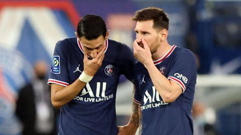 Đội hình dự kiến PSG vs Man City: Nỗi lo Messi và Di Maria