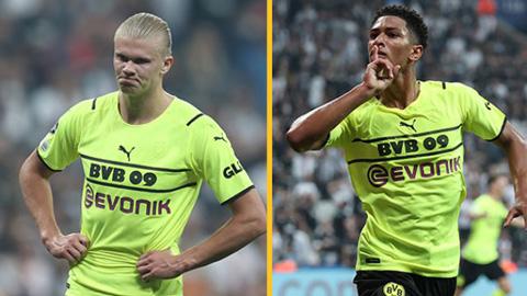Dortmund phải đổi áo đấu do bị CĐV nhà chê... xấu