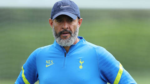 Nuno Santo là HLV có tỷ lệ sa thải cao thứ 3 ở Ngoại hạng Anh