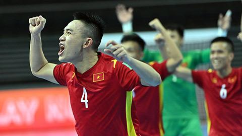 Đằng sau thành công ĐT futsal Việt Nam tại World Cup 2021: Căng thẳng, kịch tính ngay từ vạch xuất phát