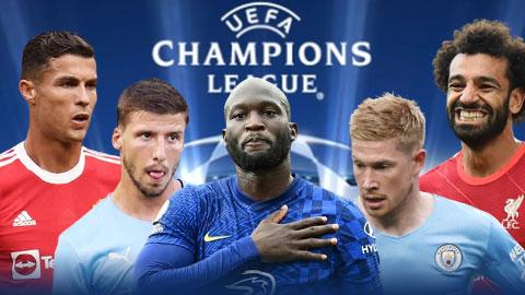 Ronaldo,  Lukaku và những cầu thủ đáng xem ở lượt 2 vòng bảng Champions League