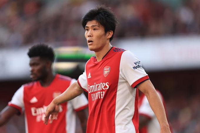 Tomiyasu coi Arsenal là một trong những CLB lớn nhất thế giới