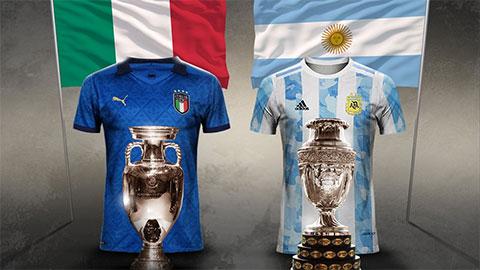 Tin giờ chót 28/9: Chốt thời gian tổ chức trận EURO-AMERICA Cup giữa Italia vs Argentina