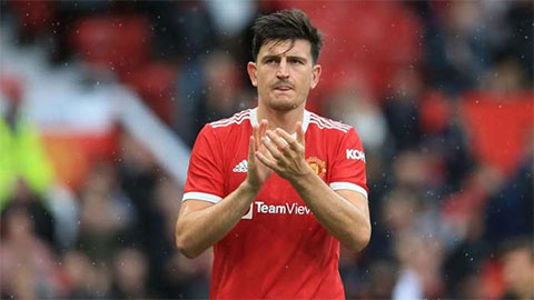 MU mất đội trưởng Maguire trong vài tuần