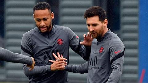 Guardiola: 'Hi vọng Messi sẽ ra sân'